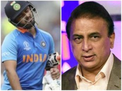 Give Pant Breathing Space By Slotting Him At Number Five Says Gavaskar