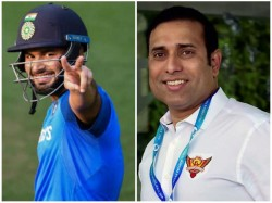 Former Player Laxman Suggests New Slot For Wicketkeeper Rishabh Pant