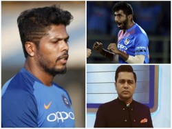 Former Indian Opener Aaksh Chopra Talks About Umesh S Selection To Indian Team