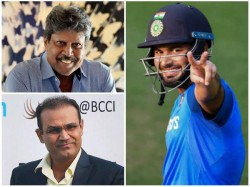 Kapil And Sehwag Supports Struggling Indian Young Wicket Keeper Rishabh Pant