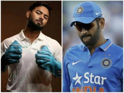 Records Which Are Held By Rishabh Pant Not Ms Dhoni