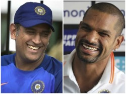 Ms Dhoni Knows When He Should Retire From Cricket Says Shikhar Dhawan