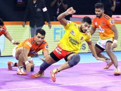 Pro Kabaddi League 2019 Puneri Paltan And Haryana Steelers