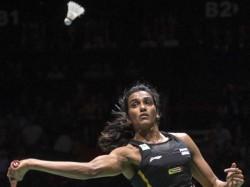 Korea Open Badminton Pv Sindhu Sai Praneeth Knocked Out In 1 St Round