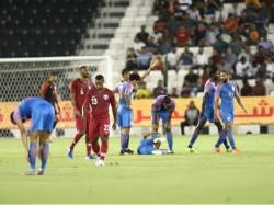 Fifa World Cup Qualifier India Qatar Match Result