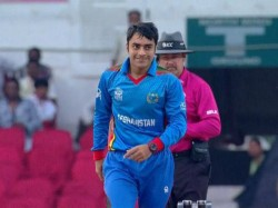Rashid Khan Becomes Youngest Captain Ever In Test Cricket