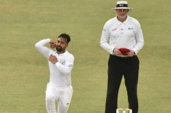 Afghanistan Test Win Over Bangladesh
