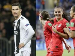 Money Helps Ronaldo To Settle Rape Allegations Says Alex Morgan