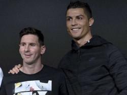 Cristiano Ronaldo Says He Deserves Ballon D Or More Than Messi