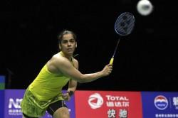Korea Open Badminton Saina Nehwal
