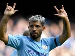 English Premier League Manchester City Beat Brighton
