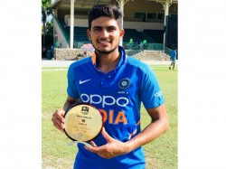 Shubman Gill Reacts After He Was Called To Indian Test Team For First Time