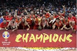 Spain Win Basketball World Cup