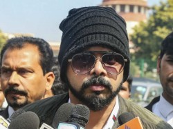 Swear On My Kids Former Indian Pacer Sreesanth Denies Fixing Charges