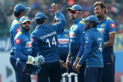 Sri Lanka Cricket Team News