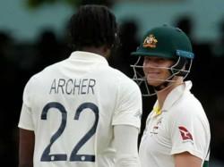 England Vs Australia Ashes 2019 Australia Need 399 To Win