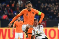 Euro Qualifiers Netherlands Stun Germany
