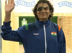 Issf World Cup Yashaswini Deswal Wins Gold Medal For Indi