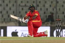 Tri Nation T20 Series Zimbabwe Beat Afghanistan