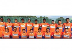 Indian Hockey Team Announced For Sultan Johor Cup