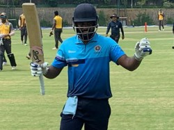 Kerala Goa Vijay Hazare Trophy Cricket Match