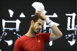 Andy Murray Bows Out In Shanghai Masters