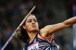 World Athletics Annu Rani Javelin Throw