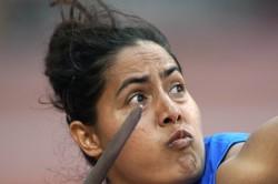 World Athletics Championships Indias Annu Rani