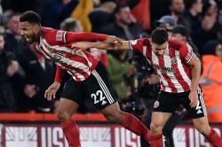 English Premier League Arsenal Loss To Sheffield United
