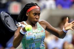 Coco Gauff American Women Tennis Player Win First Wta Title