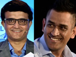 New Bcci Chief Sourav Ganguly Speaks About Former Captain Dhoni S Future