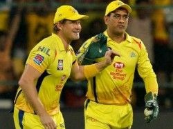 Former Australian Allrounder Shane Watson About Dhoni S Retirement Speculation