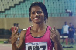 Dutee Chand Indian Athlet