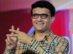 Sourav Ganguly Set To Become Bcci President