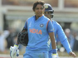 Harmanpreet Kaur Becomes First Indian Cricketer To Play 100 Matches