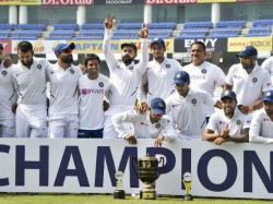 India Consolidate Number One Position In Icc World Test Championship