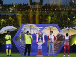 Indian Super League Season Opens Kochi