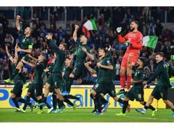 Euro Qualifier Italy Sweden Win