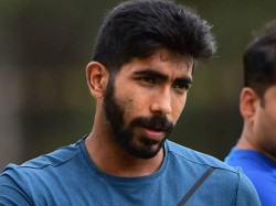 Jasprit Bumrah To Fly Uk For Lower Back Stress Fracture Injury