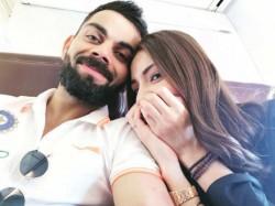 Anushka Sharma Reaction After Kohli Scored Double Century