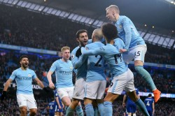 English League Cup Manchester City Wins 4th Round