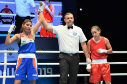 Boxing Championships Manju Rani