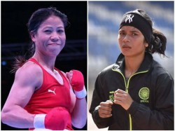 Nikhat Zareen Written To Sports Minister For Trial Bout Against Mary Kom