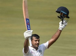 Indian Double Centuy Hero Mayanak Reveals Test Success Secret