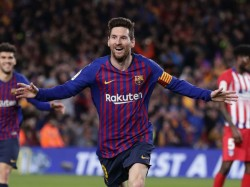 Lionel Messi Picks Favourite Goal For Barcelona