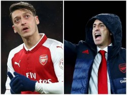 Ozil Did Not Deserve Place In Arsenal Squad Emery