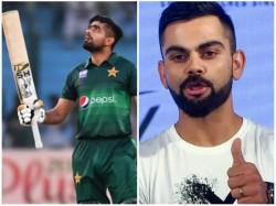 Pakistan Sensation Babar Azam Overtakes Indian Captain Kohli