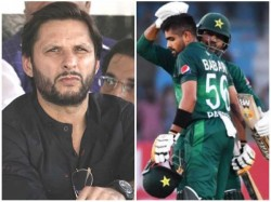 Babar Azam To Score Double Century For Pakistan In Odi Says Afridi