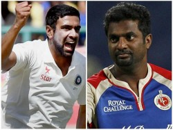 Indian Spinner R Ashwin On The Brink Of Muralitharan S World Record