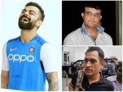 Virat Kohli Surprasses Former Captain Sourav Ganguly In Tests